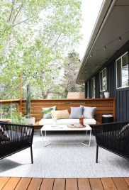 Awesome Backyard Patio Deck Design and Decor Ideas 27