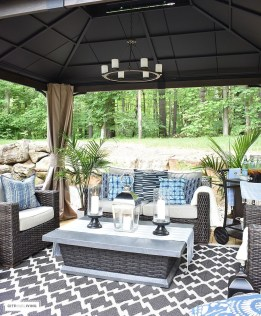 Awesome Backyard Patio Deck Design and Decor Ideas 39