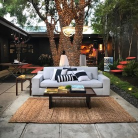 Awesome Backyard Patio Deck Design and Decor Ideas 43