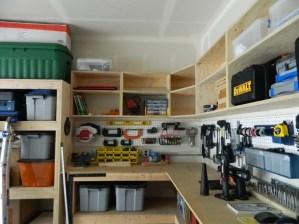 Best DIY Garage Storage with Rack 36