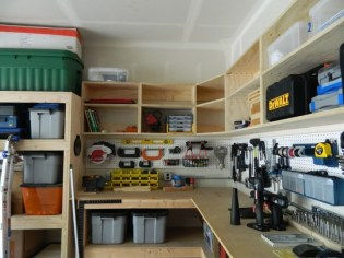 Best DIY Garage Storage with Rack 36