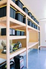 Best DIY Garage Storage with Rack 41