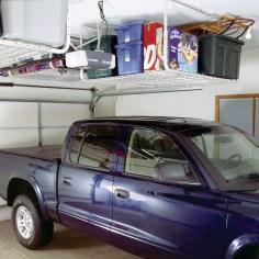Best DIY Garage Storage with Rack 44