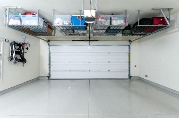 Best DIY Garage Storage with Rack 48