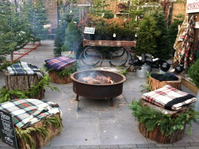 Best Outdoor Fire Pits Decorating Ideas For Spring 02
