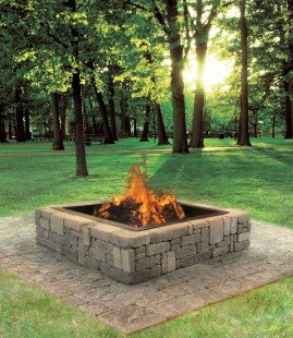 Best Outdoor Fire Pits Decorating Ideas For Spring 09