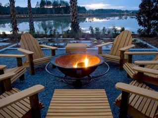 Best Outdoor Fire Pits Decorating Ideas For Spring 12