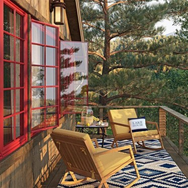 Best Patio Decorating Ideas for Every Style of House 17