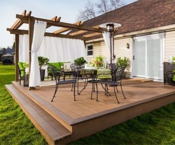Best Patio Decorating Ideas for Every Style of House 41