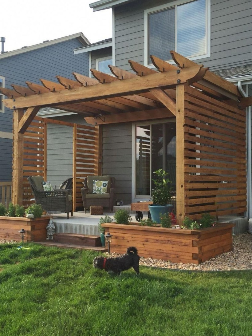 Best Patio Decorating Ideas for Every Style of House 61
