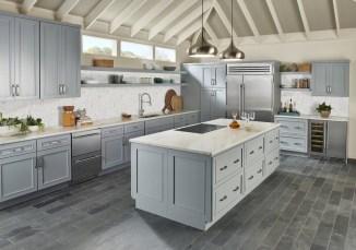 Classy Kitchen Floor Ideas with Hardwood 14