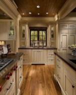 Classy Kitchen Floor Ideas with Hardwood 21