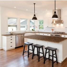 Classy Kitchen Floor Ideas with Hardwood 30