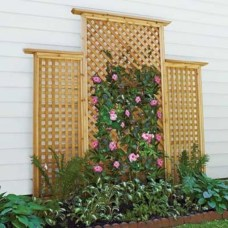 Cool DIY Garden Trellis Ideas 41