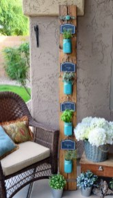 Cool DIY Vertical Garden for Front Porch Ideas 29