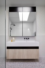 Cool Minimalist Bathroom to Add to Your Dream Home Decor 04