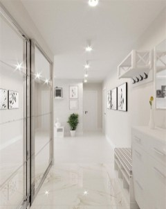 Cool Minimalist Bathroom to Add to Your Dream Home Decor 25