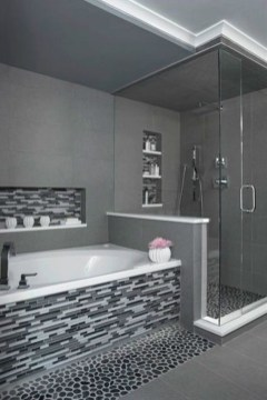 Cool Minimalist Bathroom to Add to Your Dream Home Decor 35