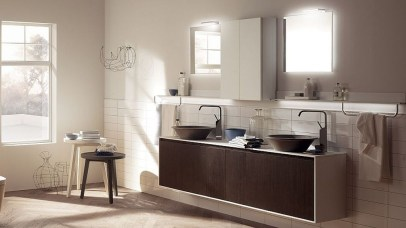 Cool Minimalist Bathroom to Add to Your Dream Home Decor 44