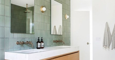 Cool Minimalist Bathroom to Add to Your Dream Home Decor 68