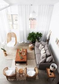 Cozy Scandinavian Living Room Designs Ideas 04