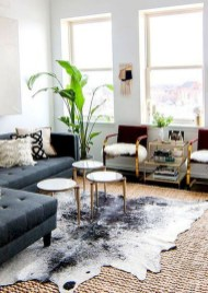 Cozy Scandinavian Living Room Designs Ideas 28