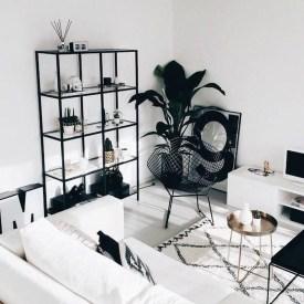 Cozy Scandinavian Living Room Designs Ideas 30