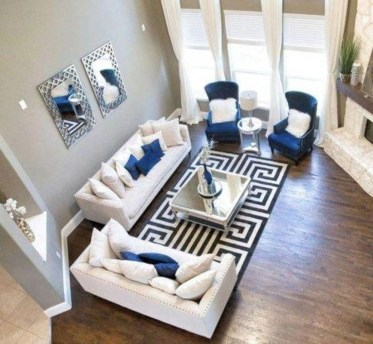 Cozy Scandinavian Living Room Designs Ideas 35