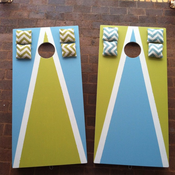 Inspired Cornhole Board Plans That Will Amp Up Your Summer 20