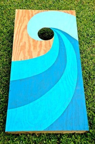 Inspired Cornhole Board Plans That Will Amp Up Your Summer 44