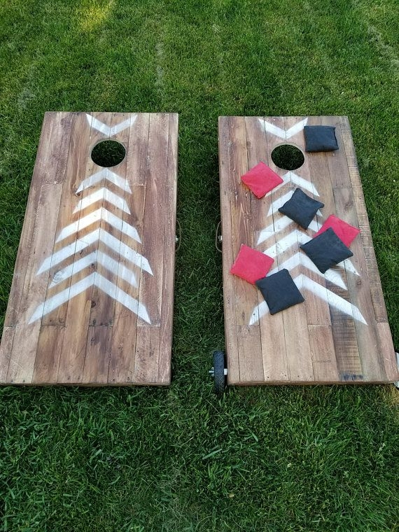 Inspired Cornhole Board Plans That Will Amp Up Your Summer 47