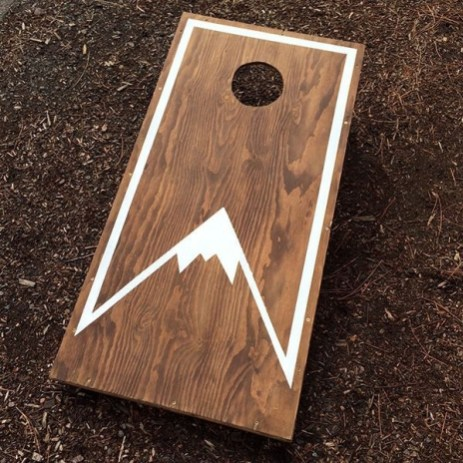 Inspired Cornhole Board Plans That Will Amp Up Your Summer 48