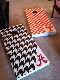Inspired Cornhole Board Plans That Will Amp Up Your Summer 59
