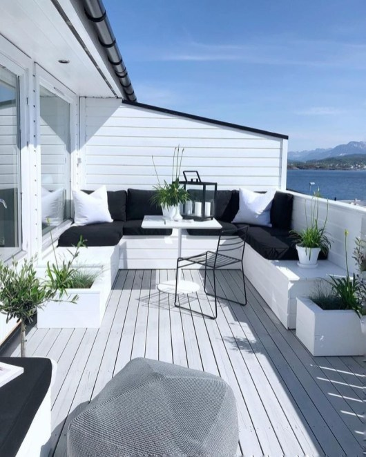 Inspiring Garden Terrace Design Ideas with Awesome Design 10