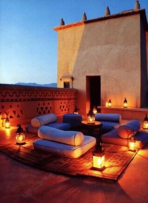 Inspiring Garden Terrace Design Ideas with Awesome Design 30