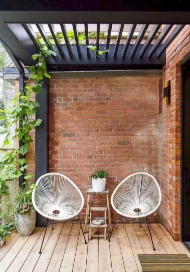 Inspiring Garden Terrace Design Ideas with Awesome Design 34
