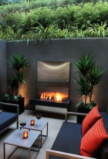 Inspiring Garden Terrace Design Ideas with Awesome Design 38