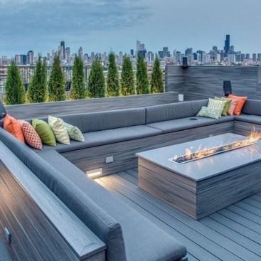 Inspiring Garden Terrace Design Ideas with Awesome Design 43