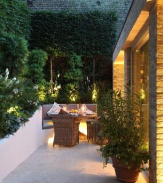 Inspiring Garden Terrace Design Ideas with Awesome Design 44