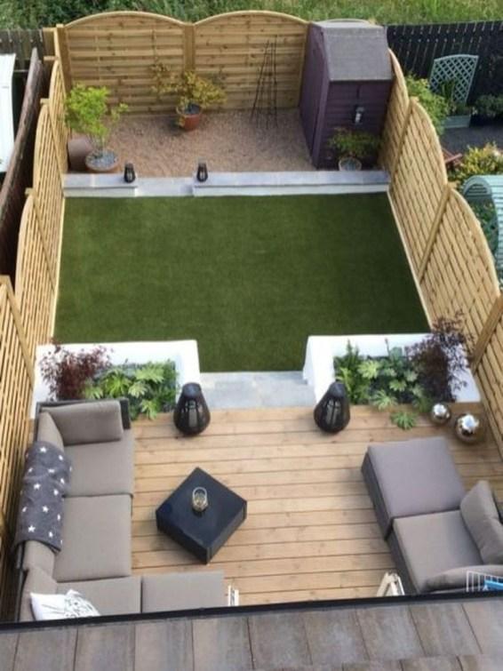 Inspiring Garden Terrace Design Ideas with Awesome Design 55
