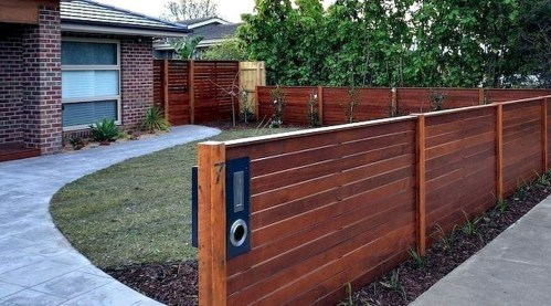 Landscaping Front Yard Ideas to Beautify Your Garden Design 37
