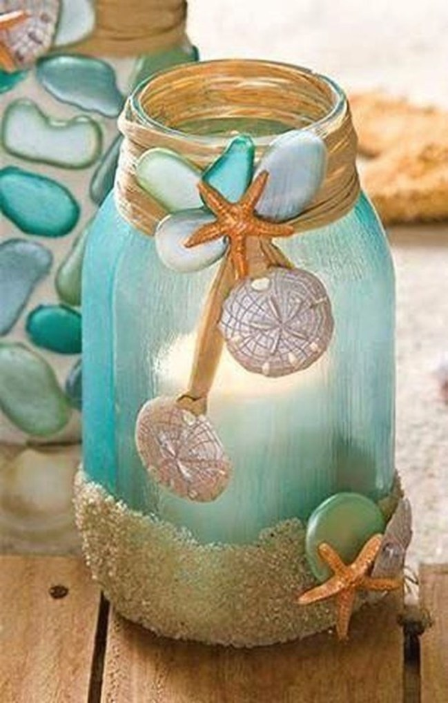 Outstanding DIY Crafts Project Ideas with Mason Jars 23