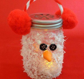 Outstanding DIY Crafts Project Ideas with Mason Jars 45