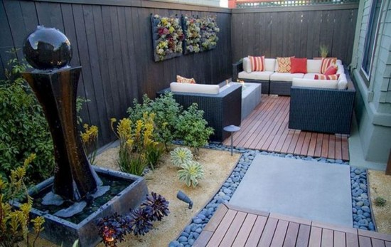 Small Backyard Patio Ideas On a Budget 01