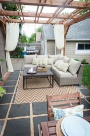 Small Backyard Patio Ideas On a Budget 06