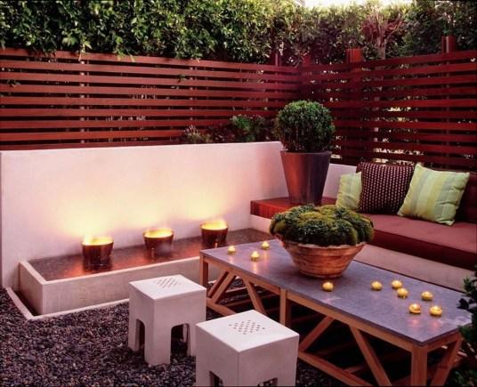 Small Backyard Patio Ideas On a Budget 14
