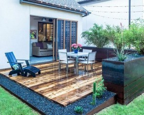 Small Backyard Patio Ideas On a Budget 16