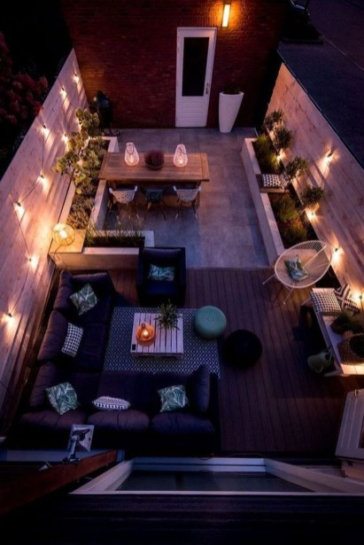 Small Backyard Patio Ideas On a Budget 27