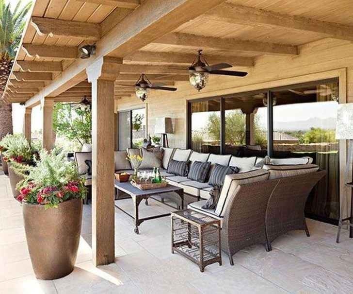 Small Backyard Patio Ideas On a Budget 33