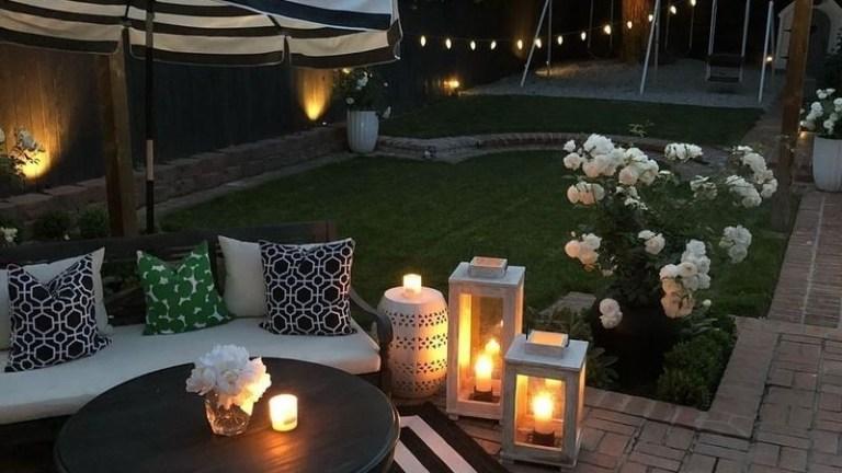 52 Small Backyard Patio Ideas On a Budget